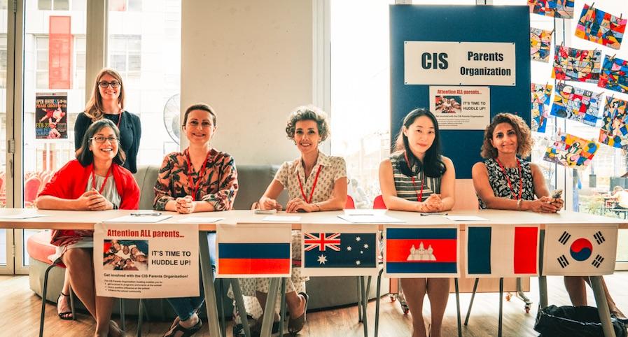 CIS Parents Association