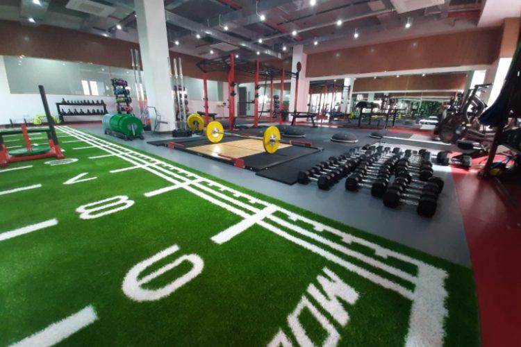 Canadian International School Gym