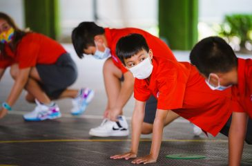 keeping Active in Distance Learning