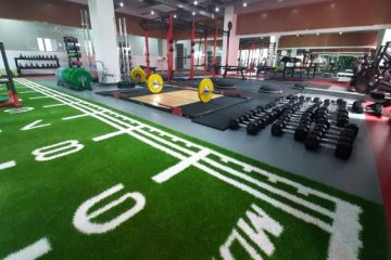 Fitness Centre Cross-Training Area A 20210121